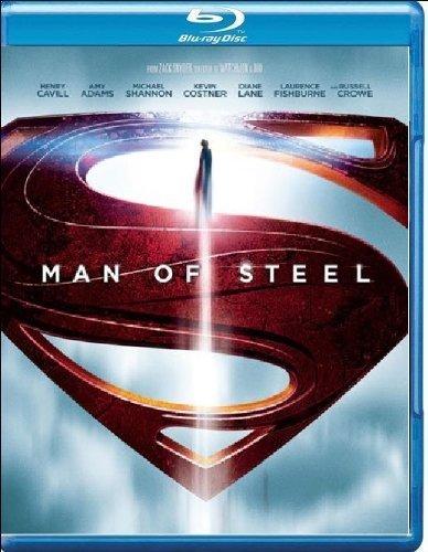 Man of Steel (Blu-Ray) (Buy Man Of Steel)