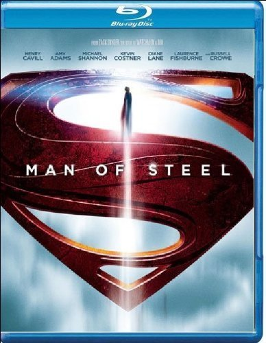 Man of Steel (Blu-ray) through Warner Bros.