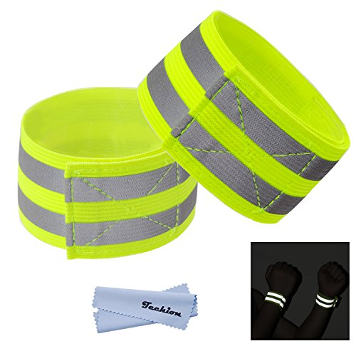 Techion Reflective Wristbands Cycling Wristband product image