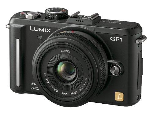 Panasonic ミラーレス一眼カメラ GF1