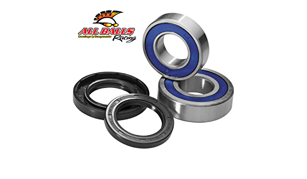 2002-2005 Yamaha YZF-R1 Motorcycle Front Wheel Bearing and Seal Kit