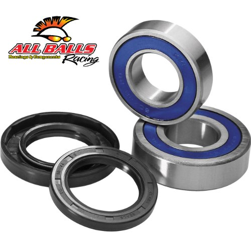 (2002-2006 Victory Touring Cruiser Motorcycle Front Wheel Bearing and Seal Kit)