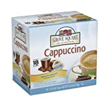 Grove Square Cappuccino, French Vanilla, 18 Single Serve Cups (Pack of 3) Review