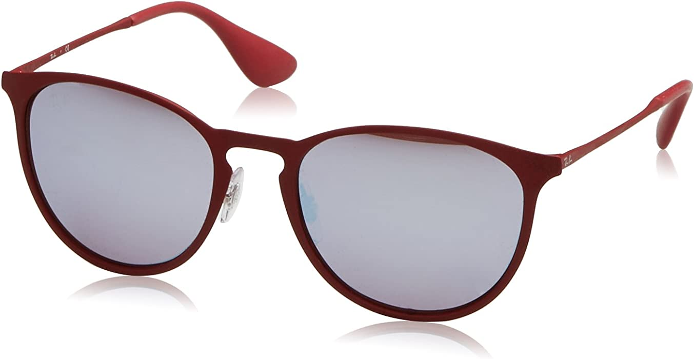 f712f68064 Amazon.com  Ray-Ban Erika Metal Non-Polarized Sunglasses (RB3539 ...