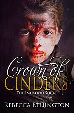 book cover of Crown of Cinders