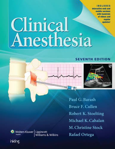 Clinical Anesthesia W/Access