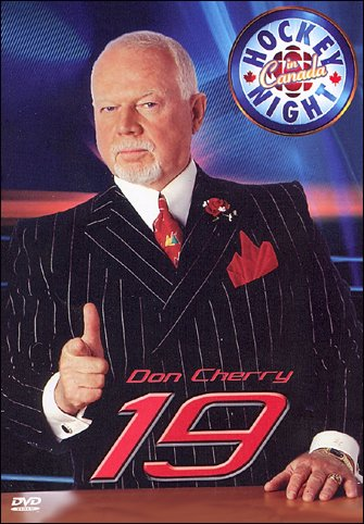 Don Cherry Hockey Night in Canada - Volume 19 (Cbc Hockey Night In Canada Coaches Corner)