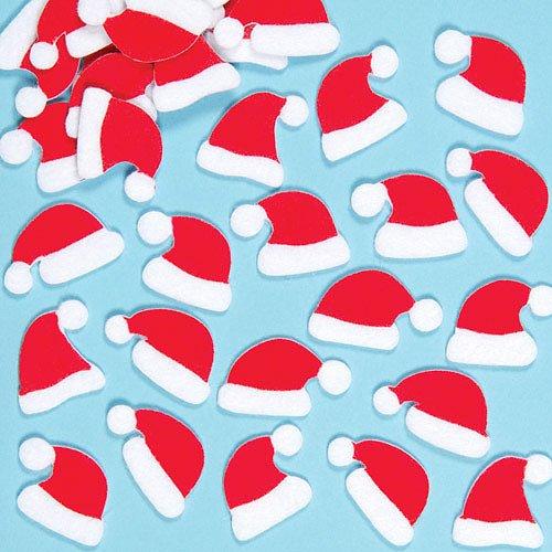 4 opinioni per Cappelli di Babbo Natale in Feltro
