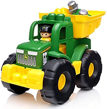 Mega Bloks John Deere Transforming Tractor