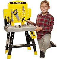 Stanley Jr. Mega Power N Play Workbench