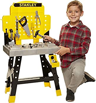 Stanley Jr. Mega Power N Play Workbench