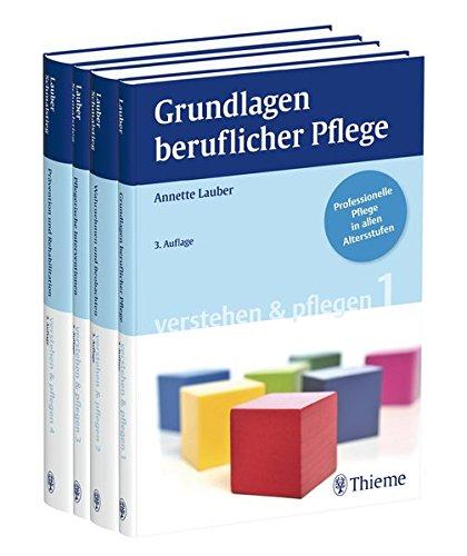 Lauber Pflege Bände 1 - 4 (Verstehen und Pflegen)
