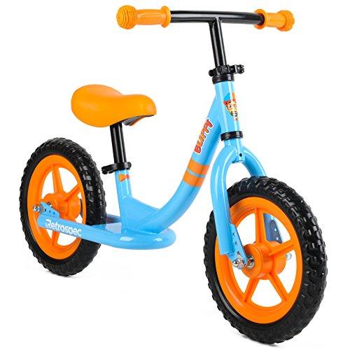 Blippi Balance Bike by Retrospec, Cub Kids No Pedal Bicycle