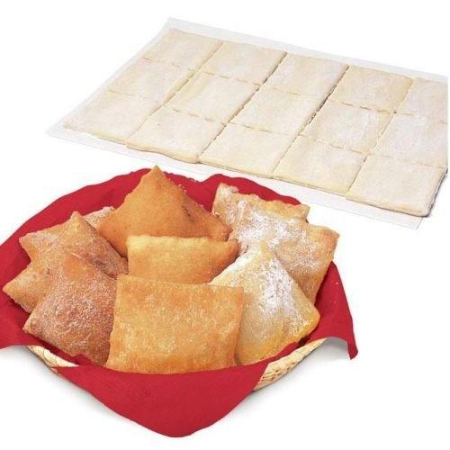 Bridgford Foods Sopapilla Dough, 1.35 Ounce - 240 per case.