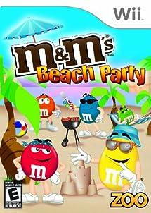 M&M's Beach Party - Nintendo Wii
