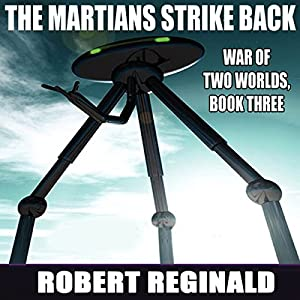 The Martians Strike Back! Audiobook