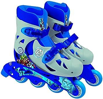 Hornet Roller en Aluminium pour Enfant Taille 30-33 Bleu