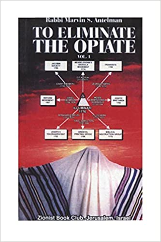 Book — TO ELIMINATE THE OPIATE, VOLUME 1