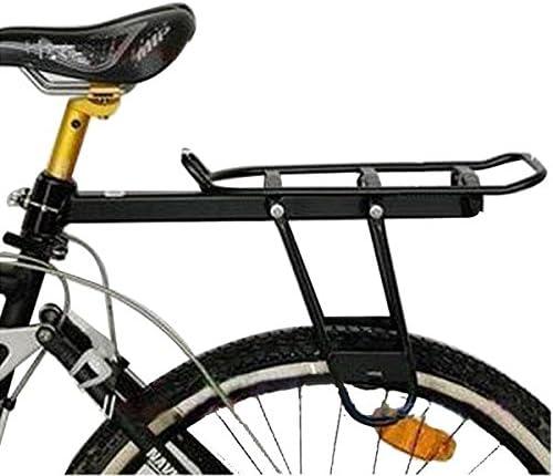 LaDicha Aluminio Aleación Estante Posterior Rack Bicicleta Rack ...
