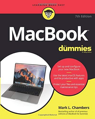 MacBook For Dummies - Apple Manual Mac