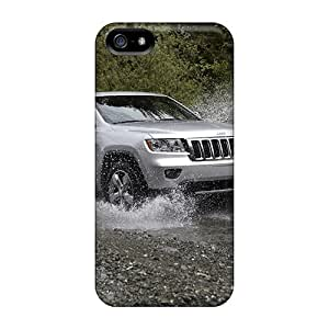 Hot Style UNu4719FnfJ Protective Case Cover For Iphone5/5s(grand Cherokee 2011)