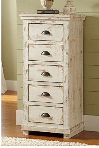 Progressive Furniture Lingerie Chest with 5 Drawers