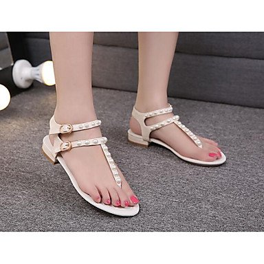 Black US8 UK6 Casual CN39 Comfort Flat White RTRY Women'S EU39 Microfibre Color Spring Screen Sandals qFZ8wOP
