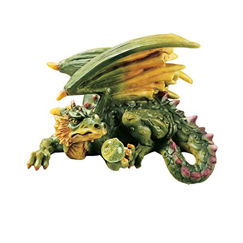 Figurine Computer - Design Toscano Dungeon Dragon Computer Companion