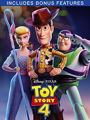 Toy Story 4 (Plus Bonus Content)