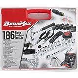 Dura Max General Purpose Home Tool Set, 186-Piece (UJ83369G)