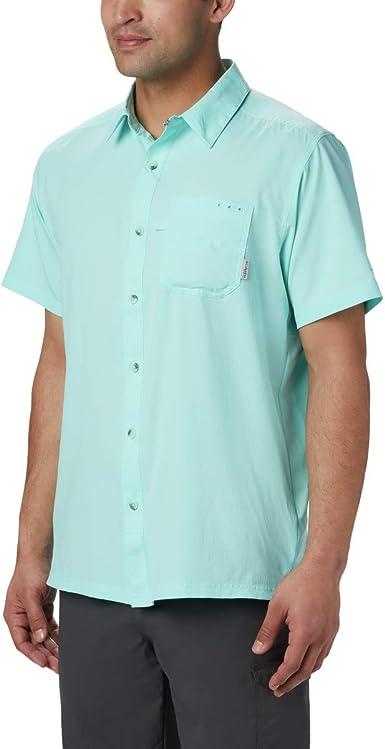 Columbia Slack Tide Camp Camisa para Hombre, Hombre, 1577051: Amazon.es: Deportes y aire libre