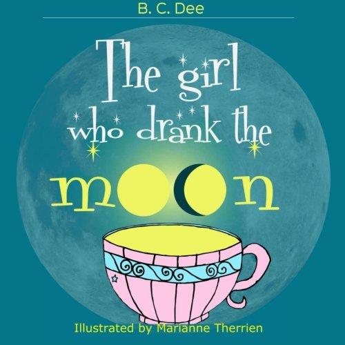Girl Who Drank Moon rhyming product image