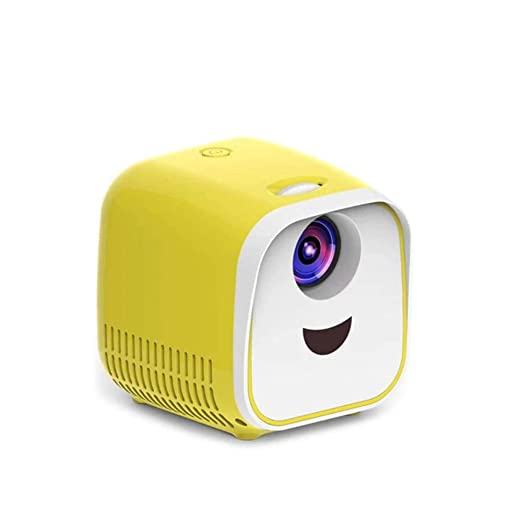 Mini proyector, admite tecnología Full HD 1080P con HDMI, batería ...