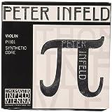 Thomastik-Infeld PI101 Violin Strings, Complete Set, PI101, 4/4 Size, Tin Plated E