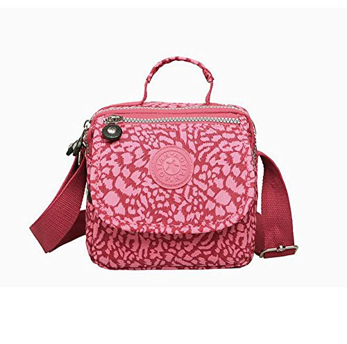 Caramelle Bag Di Rosa Animalier Donne Stampa Caldo Tote nwI05x