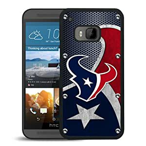 AZE Beautiful Fashion Houston Texans 04 Black Case Cover For HTC ONE M9