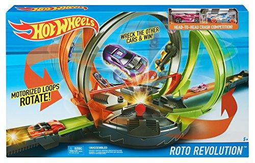 Hot Wheels Roto Revolution Track Playset by Hot Wheels (Image #5)