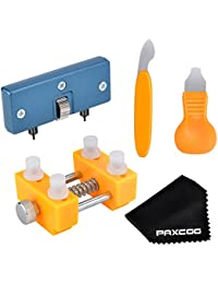 Watch Back Remover Tool Kit for Watch Repair and Battery Replacement