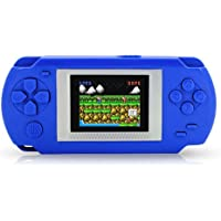Handheld Game Console Portable Video Gaming Console Kid Gaming Console for Childrens Kids Birthday (1PC,Blue)