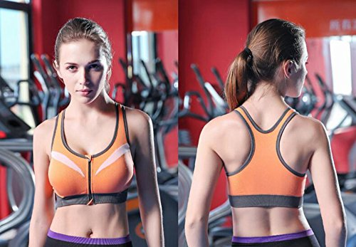 A Reúnen Resistencia Alta Los Prueba Chaleco E Choques Yoga Tipo De Sujetador Deportes Sin Bordes Daeou Fitness Se tgY6w0qW