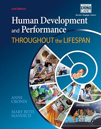 Human Development and Performance Throughout the Lifespan Pdf