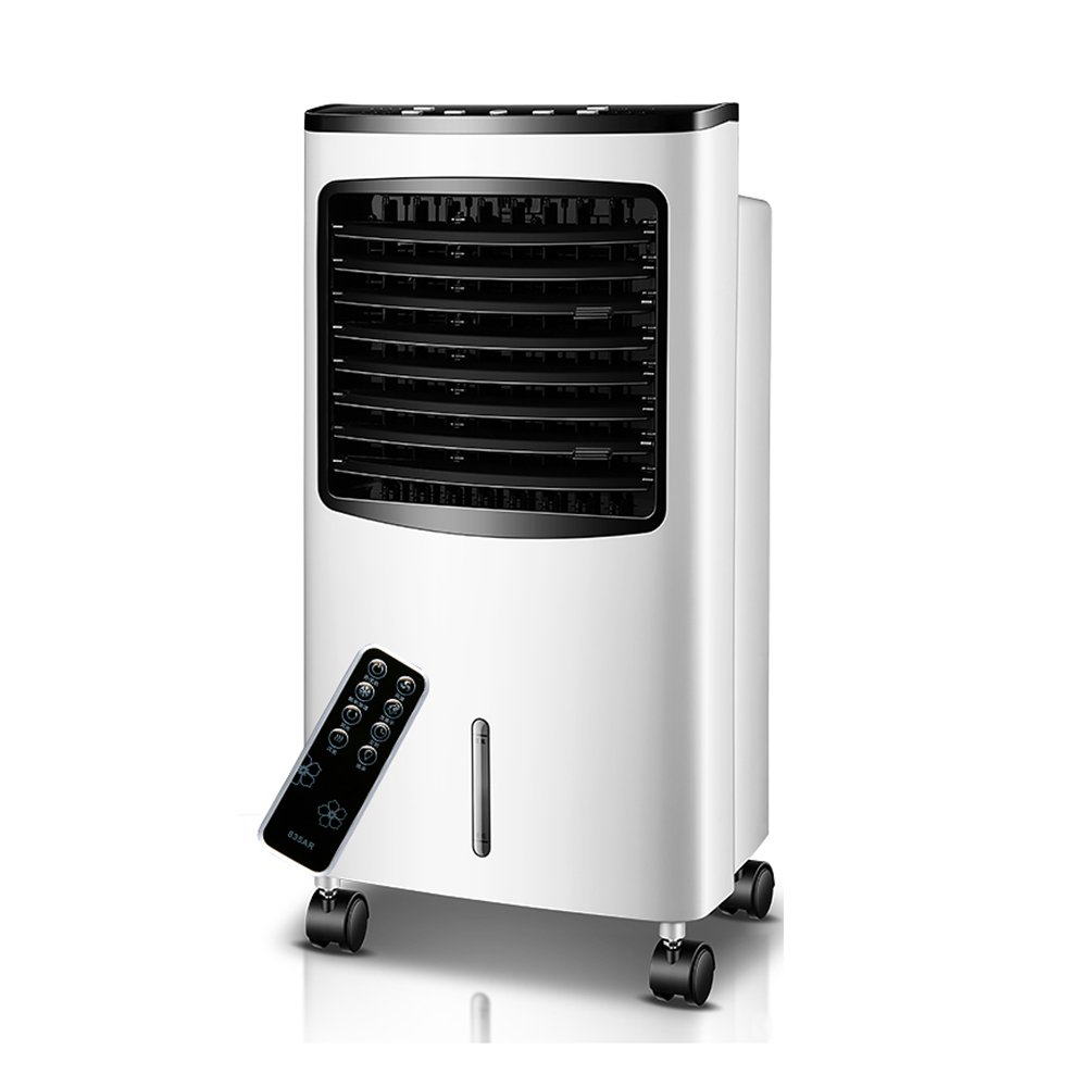 Air-conditioning fan YNN Single Cold Type Cooling Fan Floor-standing 3-speed Adjustment With Remote Control Timing Electric Fan 75W (Color : Mechanical)