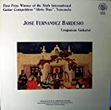 Jose Fernandez Bardesio: Uruguayan Guitarist