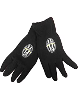 Perseo Trade Guanti Juve in Pile Abbigliamento Ufficiale Calcio Juventus PS  28459 c8a076bb5d5a
