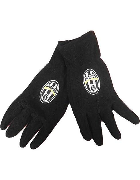 Perseo Trade Guanti Juve in Pile Abbigliamento Ufficiale Calcio Juventus PS  28459  Amazon.it  Scarpe e borse a83d9cee1a5e