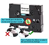 Unismar Compatible Label Tape Replacement for