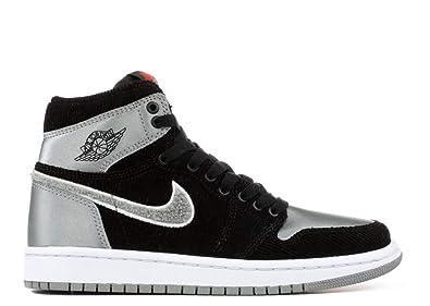 016de19b8b1081 Air Jordan 1 Ret Hi Gg (Gs)  Aleali May  - Aq9710-