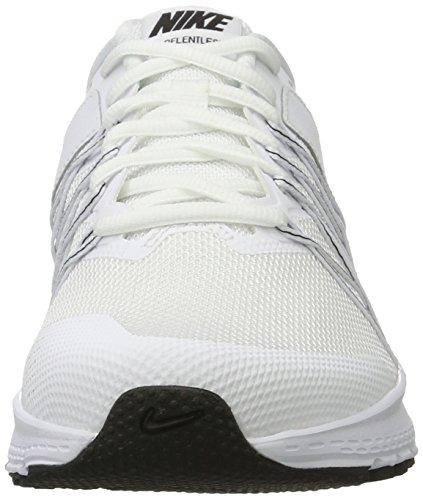 Black Air 6 Chaussures Homme Blanc White Relentless Compétition de Nike Running Hqfgwdfx