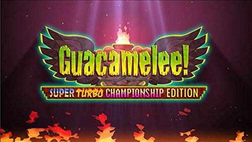 Guacamelee! Super Turbo Champion Edition - Wii U [Digital Code] by Drinkbox Studios