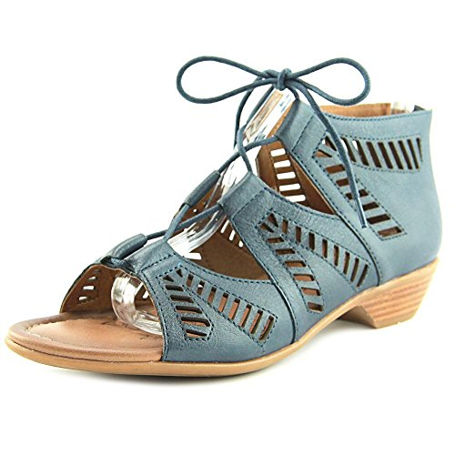 Comfortiva Riley Women US 8.5 N/S Blue Gladiator Sandal